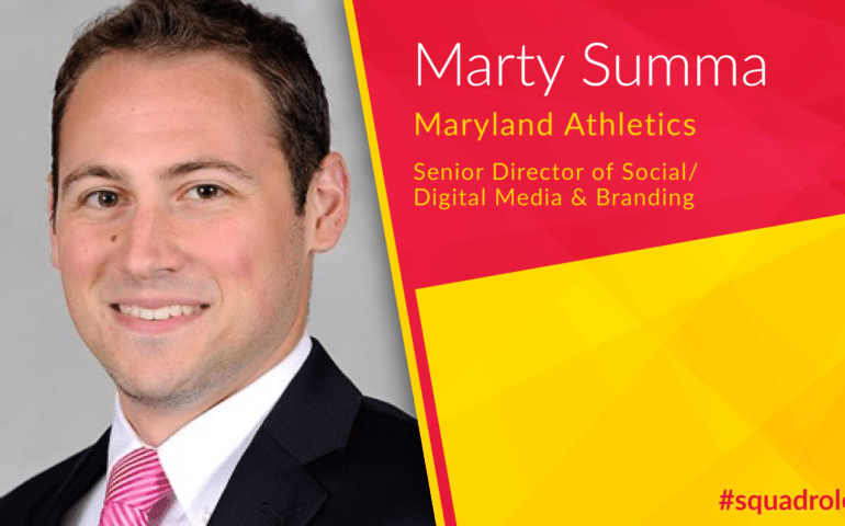 Marty Summa, Maryland