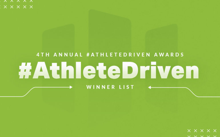 4th Annual #AthleteDriven Awards