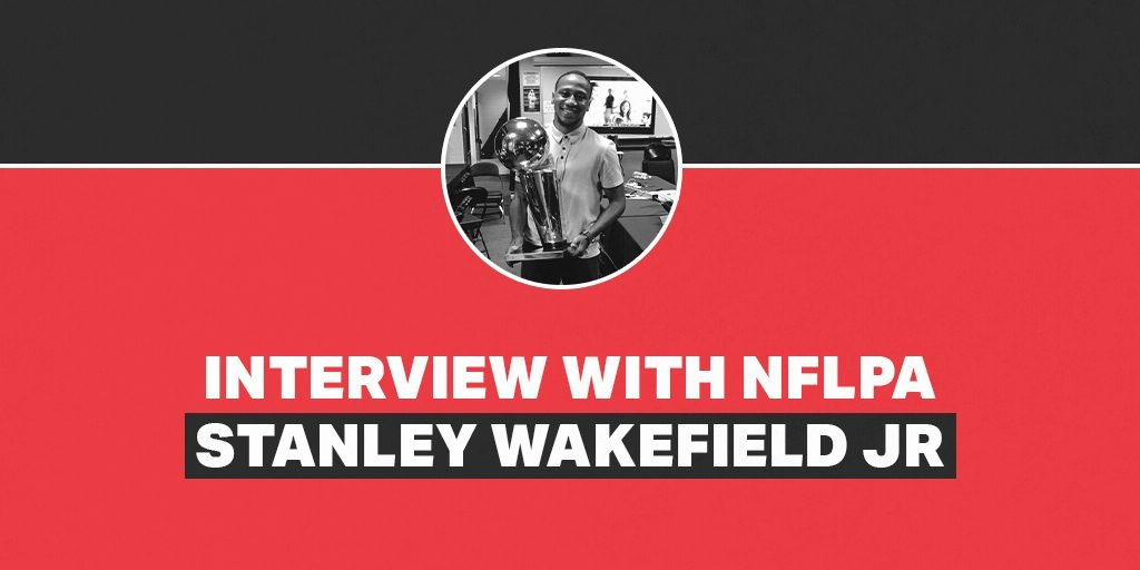 Promoting Player Opportunities Beyond the Field with Stanley Wakefield Jr.