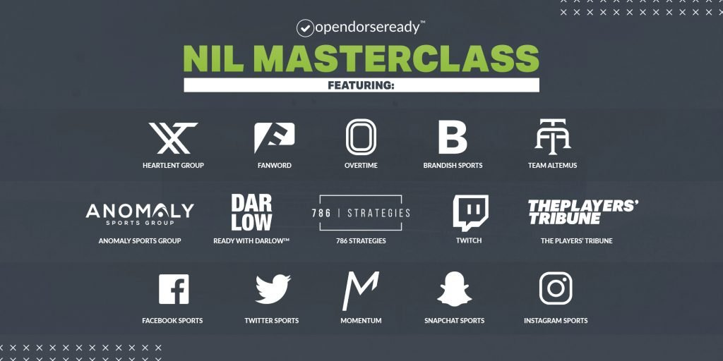 Introducing the Opendorse Ready™ NIL Masterclass